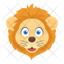 King Lion Icon