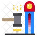 King Of Hammer Game Player Icon