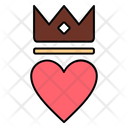 King Of Love Icon
