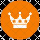 King Royalty Winner Icon