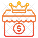 King Shop Icon