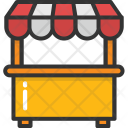 Food Shop Store Icon