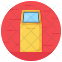 Kiosk Payment Booth Newsstand Icon