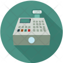 Kiosk Cash Machine Icon