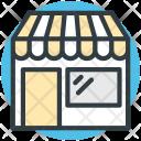 Kiosk Store Shop Icon