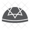 Kippah National Hat Icon