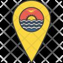 Kiribati Country Flag Icon