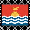 Kiribati Flag Flags Icon