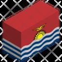 Flag Country Kiribati Icon