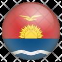Kiribati Flag Icon