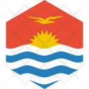 Kiribati Icon