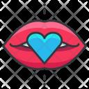 Kiss Smooch Icon
