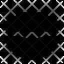 Kiss Mark Emoji Icon