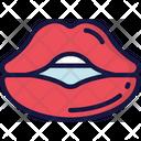 Kiss Lips February Icon