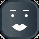Kiss Face Smiley Icon