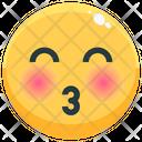Kiss Emoji Emotion Icon