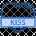 Heart Valentines Day Romance Icon