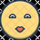 Kiss Osculation Lip Icon