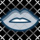 Kissing Lips Female Lips Lips Sticker Icon