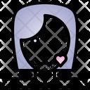 Kiss Feeling Face Icon