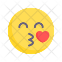 Kiss Love Affection Icon