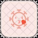 Kissing Heart Icon