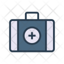 Aid Kit Bag Icon