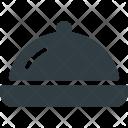 Kitchen Cloche Restaurant Icon