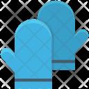 Kitchen Glove Mitten Icon