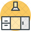 Kitchen Furniture Extractor Icon