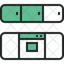Kitchen Cooking Cabinet Icon