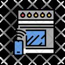 Kitchen Stove Remote Icon
