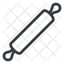 Kitchen Rolling Pin Icon