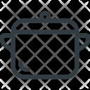 Kitchen Pot Cook Icon