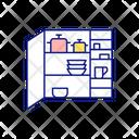 Space House Wardrobe Icon