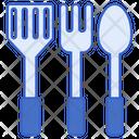 Kitchen Cutleries Icon