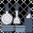 Kitchen Equipment Kitchen Equipment Icon