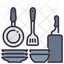 Kitchen Equipment Kitchen Equipment Icon