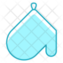 Glove Potholder Protection Icon