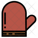 Kitchen Gloves Icon