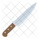 Kitchen Knife Utensil Icon