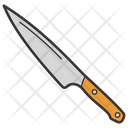 Knife Kitchen Utensil Kitchen Tool Icon
