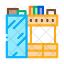 Kitchen Home Rooms Icon