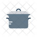 Kitchen pot Icon