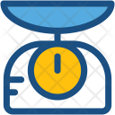 Weight Scale Cooking Icon