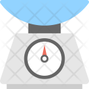 Kitchen Scale Food Icon