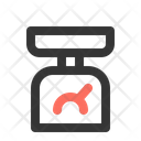 Scale Weight Cooking Icon