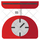 Kitchen Scale Food Scale Weight Scale Icon