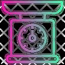 Kichen Scales Icon