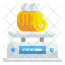 Kitchen Scales Weight Scales Weight Icon